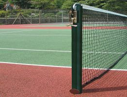 ten-016 - tennis net - post - winder