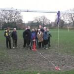 Goalpost strength & stability testing