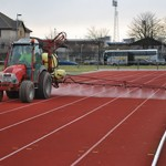 Synthetic Surface Spraying