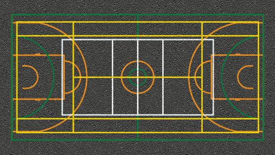 Landscape - multi-court-6-volleyball-basketball-football-tennis