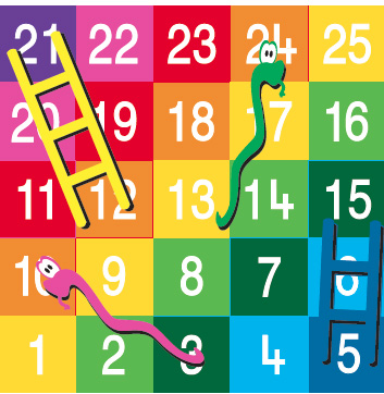 Snakes and ladders copy