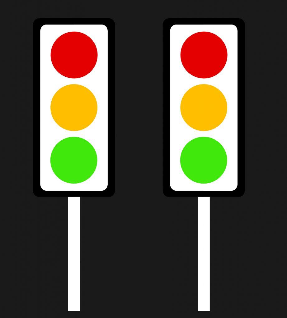 Traffic Lights pair